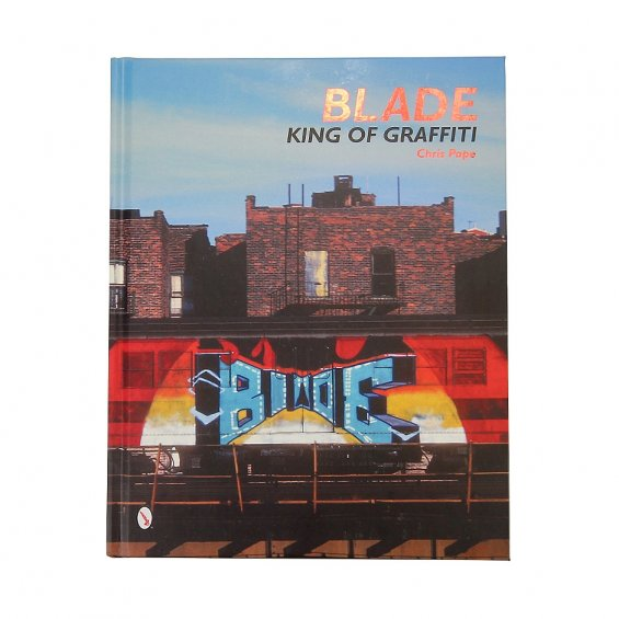 Blade King of graffiti