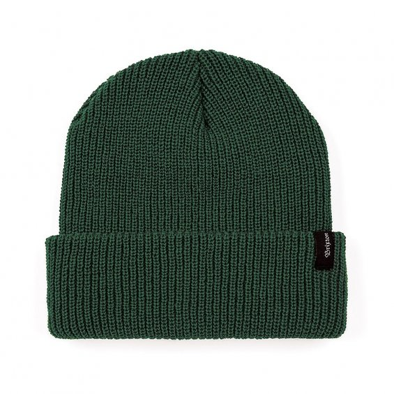 Brixton Heist Beanie, Hunter Green