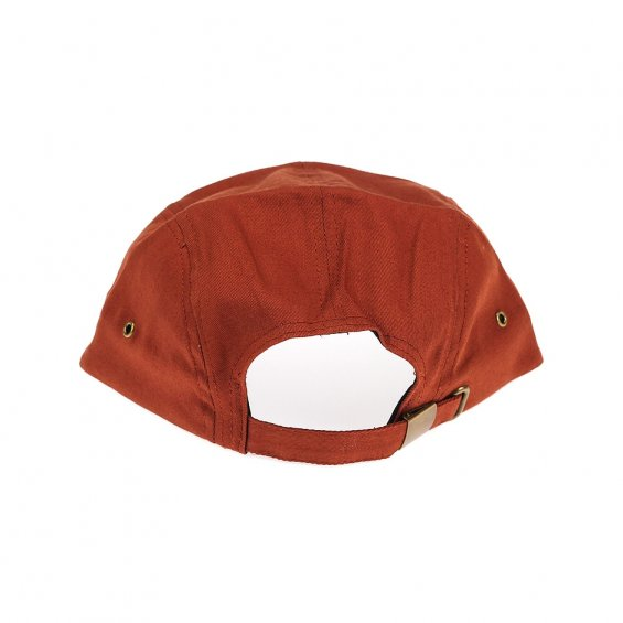 Brixton Hendrick 5-Panel, Burnt Orange