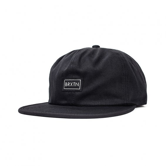 Brixton Jonas 6-panel, Black