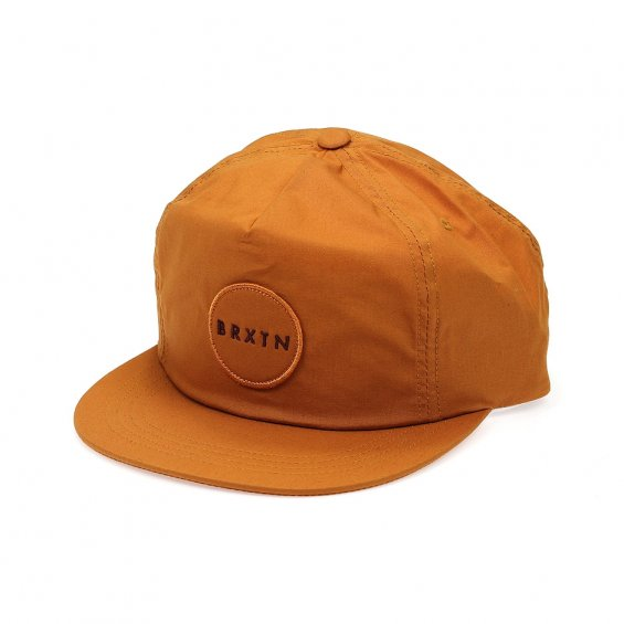 Brixton Meyer 5-panel, Burnt Orange