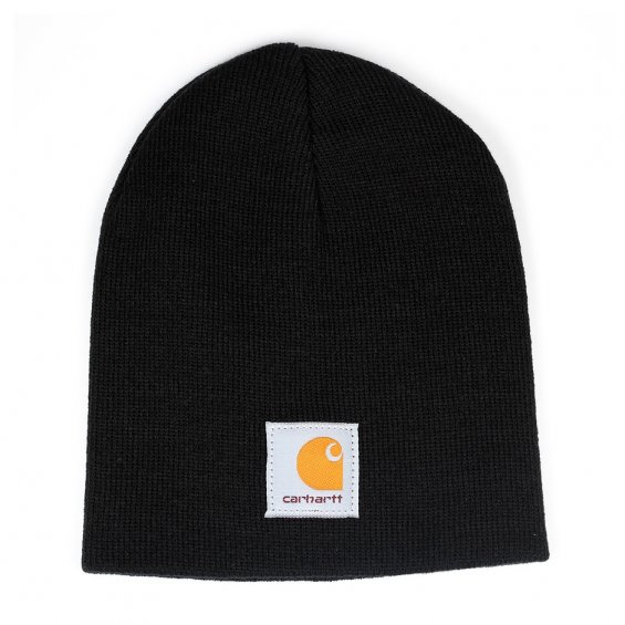 Carhartt Acrylic Knit Hat, Black