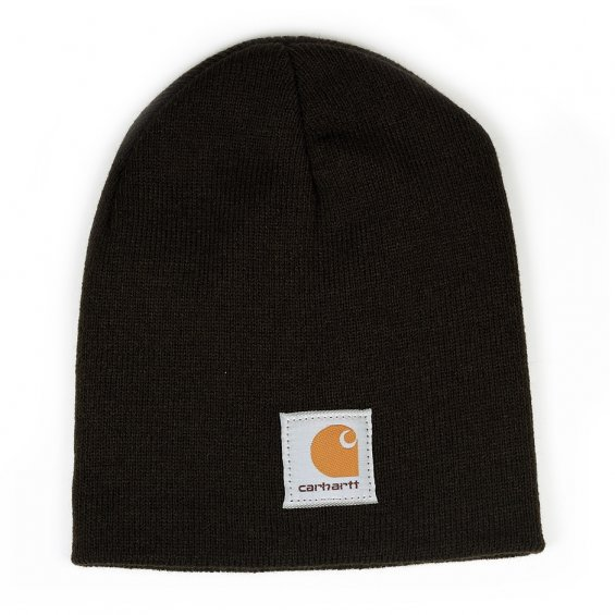 Carhartt Acrylic Knit Hat, Walnut