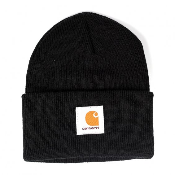 Carhartt Acrylic Watch Hat, Black