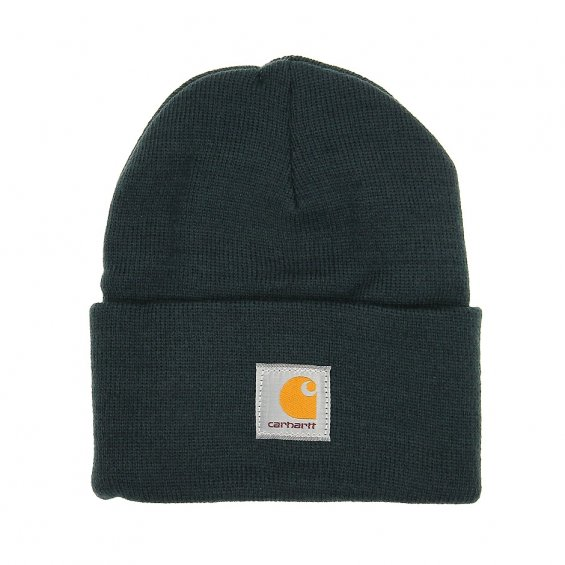 Carhartt Acrylic Watch Hat, Dark Petrol