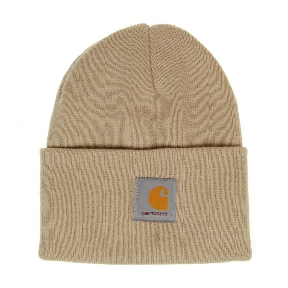 Carhartt Acrylic Watch Hat, Stone
