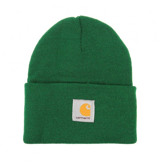 Carhartt Acrylic Watch Hat, US Forest Green