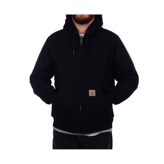 Carhartt Active Jacket, Black Rigid