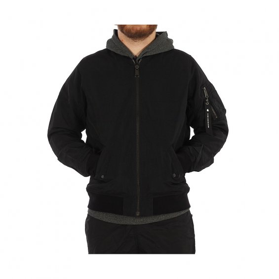 Carhartt Adams Jacket, Black