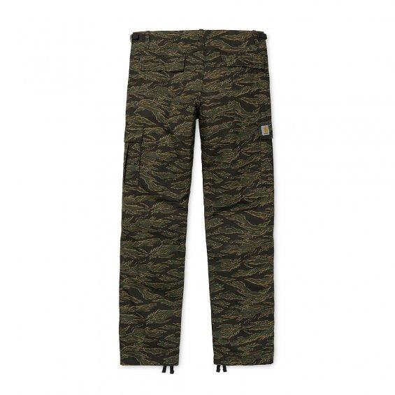 Carhartt Aviation Pant, Camo Tiger Jungle Rinsed