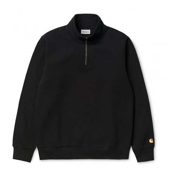 Carhartt Chase Highneck Sweat, Black