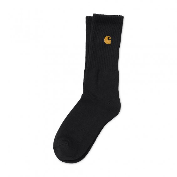 Carhartt Chase Socks, Black Gold