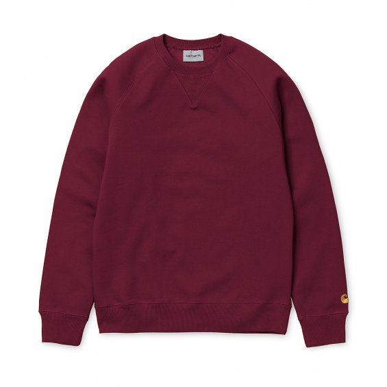 Carhartt Chase Sweat, Mulberry