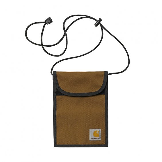 Carhartt Collins Neck Pouch, Hamilton Brown