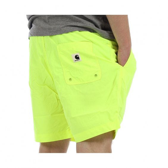 Carhartt Drift Swim Trunk, Fluo Yellow