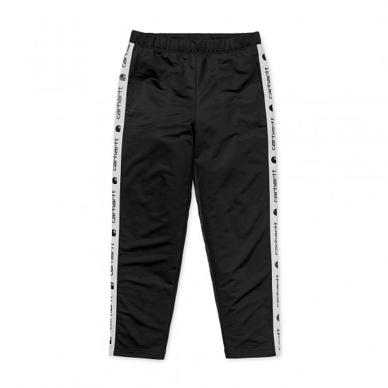 Carhartt Goodwin Track Pant, Black White