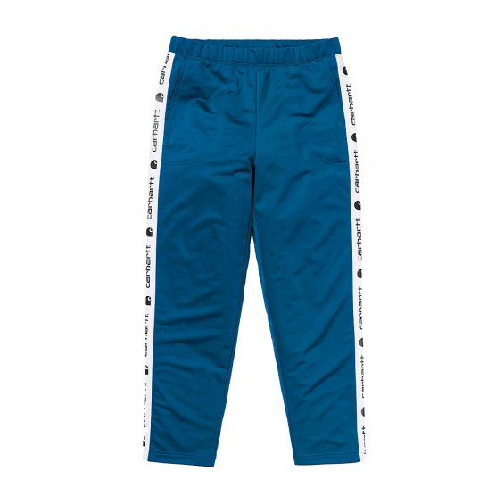 Carhartt Goodwin Track Pant, Corse White