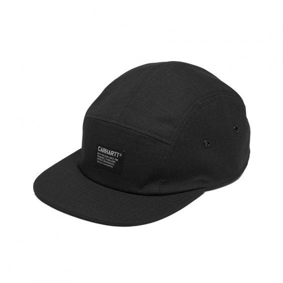Carhartt Hill Starter 5-Panel, Black