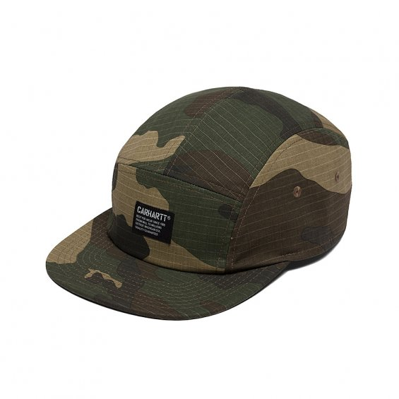 Carhartt Hill Starter 5-Panel, Camo Laurel