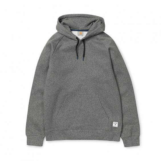 Carhartt Hooded Holbrook Sweat 60/40, Black Noise Heather