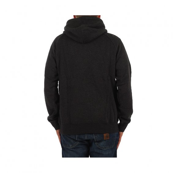 Carhartt Hooded Holbrook Sweat, Black Heather