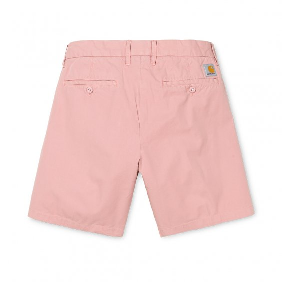 Carhartt John Short, Soft Rose