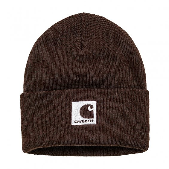 Carhartt Lewiston Beanie, Tobacco Wax