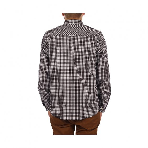 Carhartt LS Jeff Shirt, Alabama Jeff Check