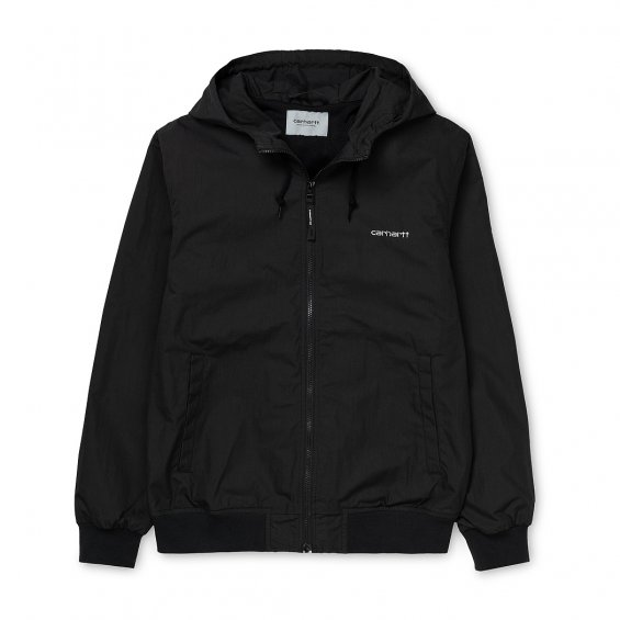 Carhartt Marsh Jacket, Black White