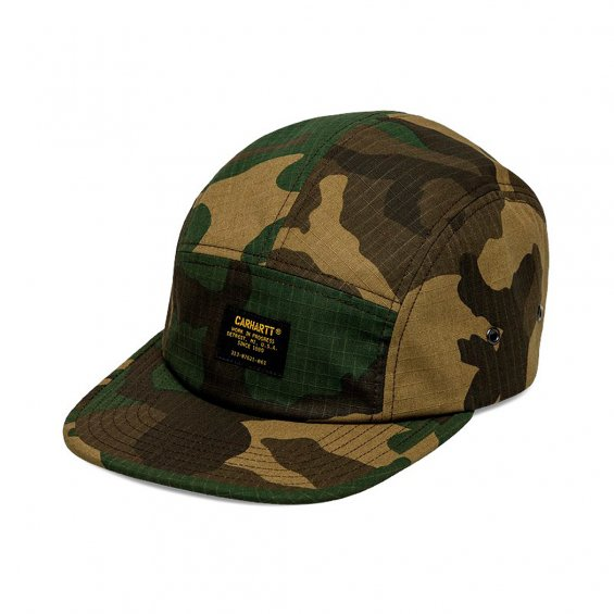 Carhartt Military Cap, Camo Laurel