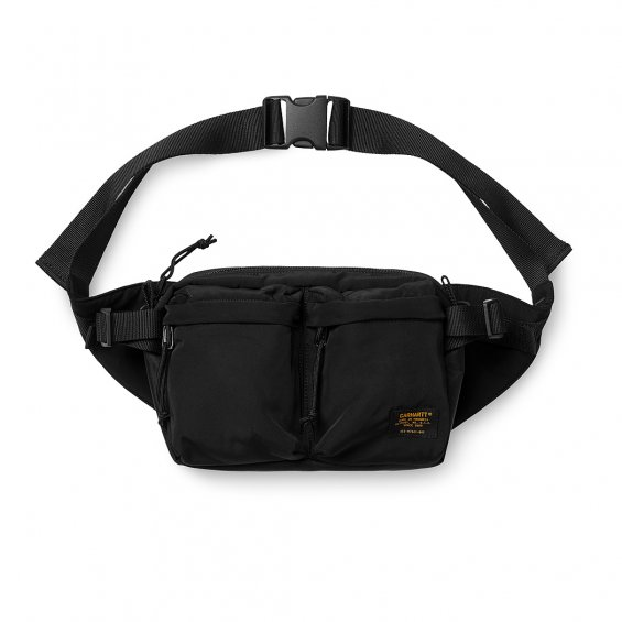 Carhartt Military Hip Bag, Black Black