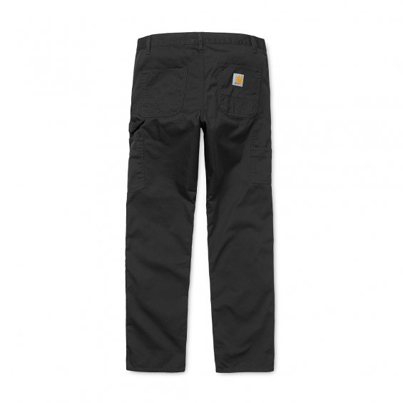 Carhartt Ruck Single Knee Pant, Black Rinsed