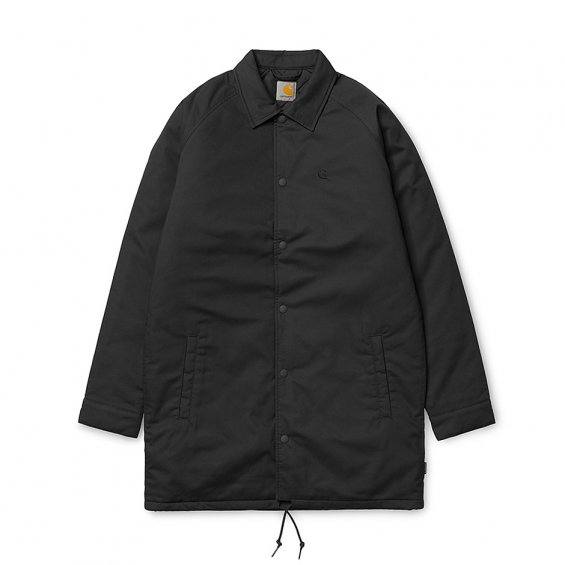 Carhartt Sanford Coat, Black