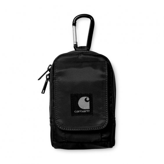 Carhartt Small Bag, Black Nylon