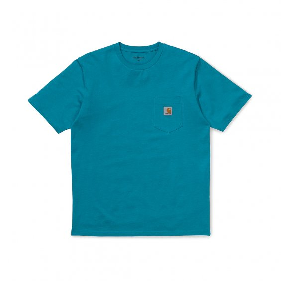 Carhartt SS Pocket T-Shirt, Pizol