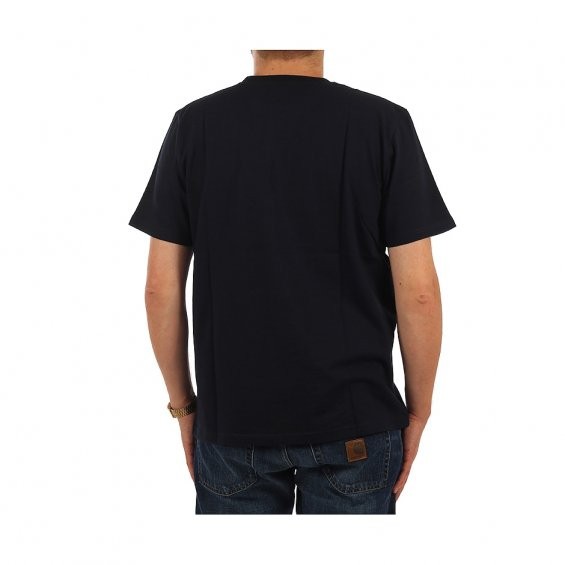 Carhartt SS State Pocket T-shirt, Navy
