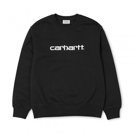 Carhartt Sweat, Black White