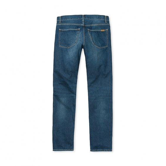 Carhartt Vicious Pant, Blue Natural Dark Wash