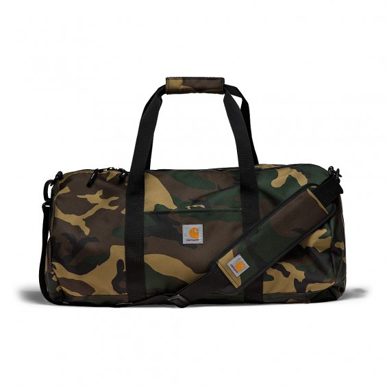 Carhartt Wright Duffle Bag, Camo Laurel
