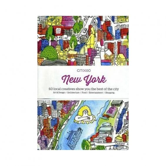 CITIx60 City Guides, New York