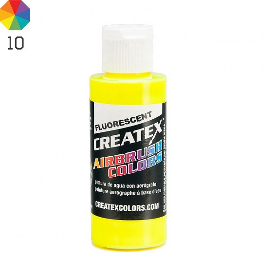Createx Fluorescent Colors 60ml