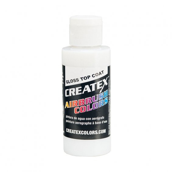 Createx Gloss Top Coat 60ml