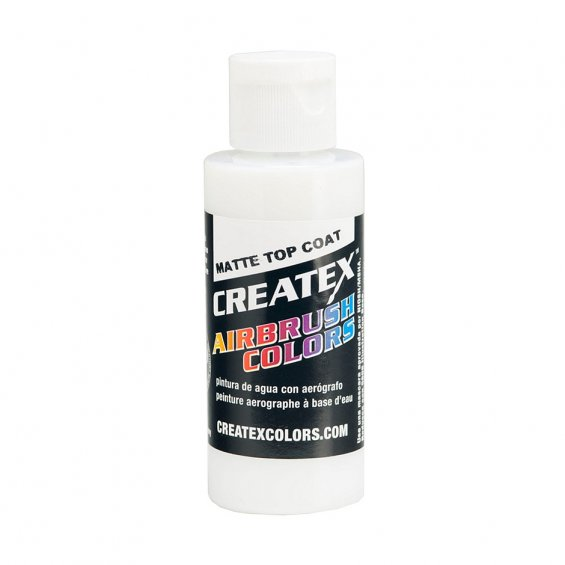 Createx Matte Top Coat 60ml