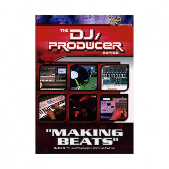 Dj Producer Making Beats DVD
