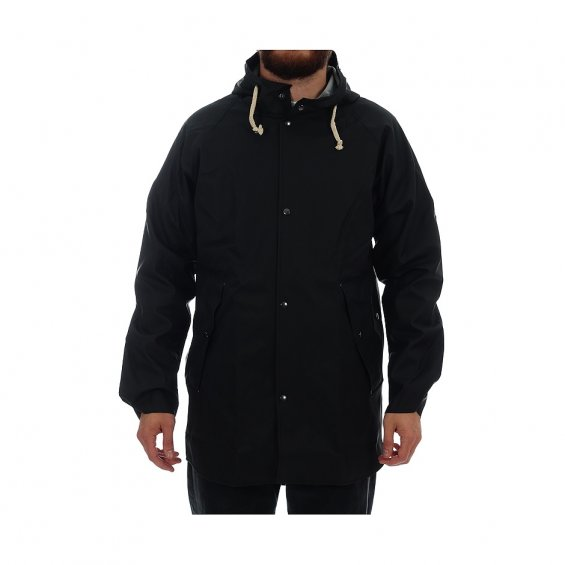Elka S°nderby Rainjacket, Black