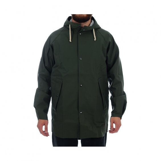 Elka Sønderby Rainjacket, Olive Green