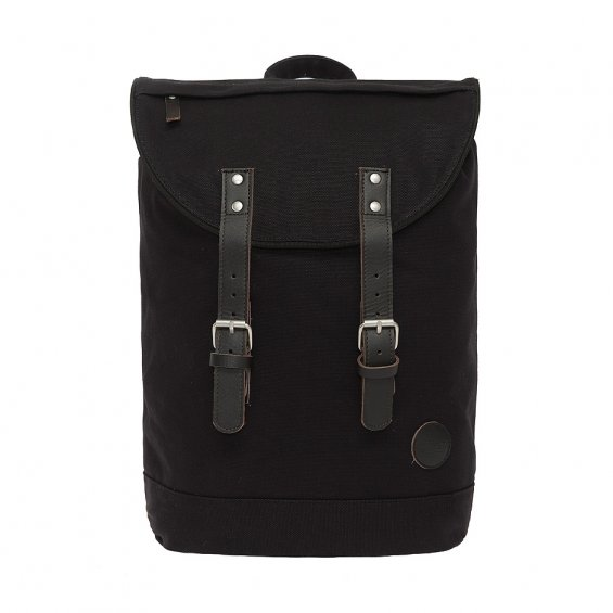 Enter Day Hiker Bag SS16, Black Dark Brown