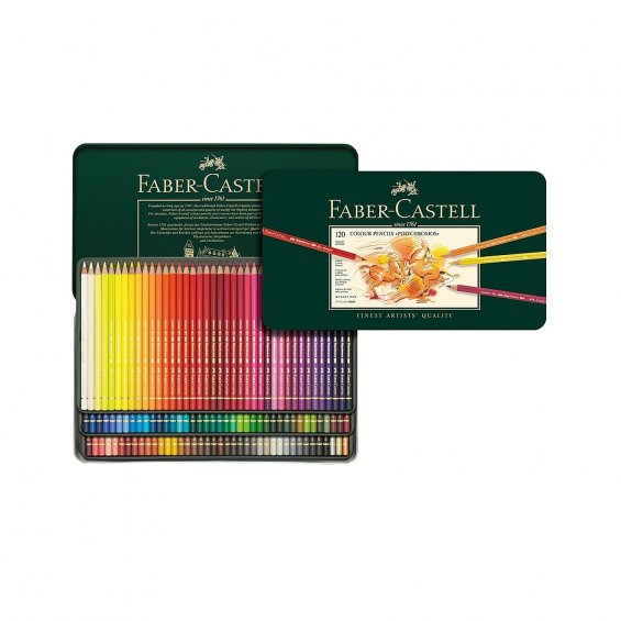 Faber Castell Colored Pencils 120