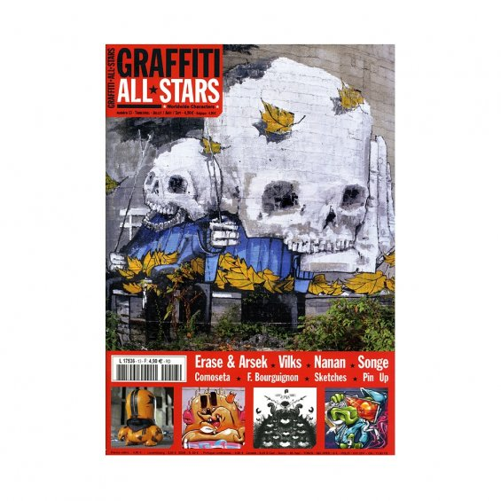 Graffiti All Stars 13