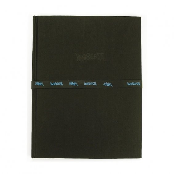 Handselecta Blackbook Journal, Curve